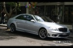 MERCEDES   Exotic Spotting in Sydney: Mercedes S 65 AMG