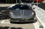 Sydney   Exotic Spotting in Sydney: Ferrari 430 Scuderia
