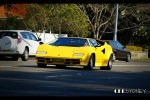 Lamborghini countach Australia Exotic Spotting in Sydney: Lamborgini Countach