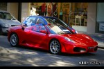 F430   Exotic Spotting in Sydney: Ferrari F430