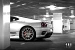 Exotic Spotting in Sydney: Ferrari Challenge Stradale