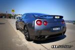 NISSAN   Exotic Spotting in Sydney: Nissan GT-R