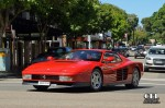 cel Photos Exotic Spotting in Sydney: Ferrari Testarossa