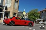 Sydney   Exotic Spotting in Sydney: Mercedes SLS AMG