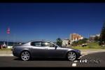 Maserati   Exotic Spotting in Sydney: Maserati Quattroporte Sport GT