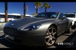 cel Photos Exotic Spotting in Sydney: Aston Martin AMV8 Vantage