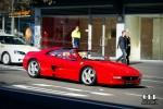 cel Photos Exotic Spotting in Sydney: Ferrari F355 GTS