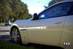 cel Photos Exotic Spotting in Sydney: Maserati Granturismo MC Sport Line