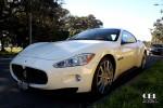 Sydney   Exotic Spotting in Sydney: Maserati Granturismo MC Sport Line