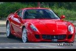Photos wallpaper Australia Exotic Spotting in Sydney: Ferrari 599 GTB Fiorano
