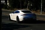 Aston v8 Australia Exotic Spotting in Sydney: Aston Martin V8 Vantage