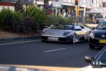 cel Photos Exotic Spotting in Sydney: Lamborghini Murcielago Roadster