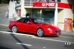 cel Photos Exotic Spotting in Sydney: Maserati GranSport Spyder