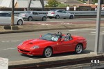 Sydney   Exotic Spotting in Sydney: Ferrari 550 Barchetta Pininfarina
