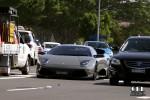 cel Photos Exotic Spotting in Sydney: Lamborghini Murcielago LP640