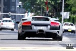 cel Photos Exotic Spotting in Sydney: Lamborghini Murcielago LP640