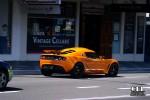Street   Exotic Spotting in Sydney: Lotus Exige Sport 240