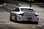 Porsche gt3 Australia Exotic Spotting in Sydney: Porsche 997 GT3