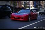 Exotic Spotting in Sydney: Honda NSX