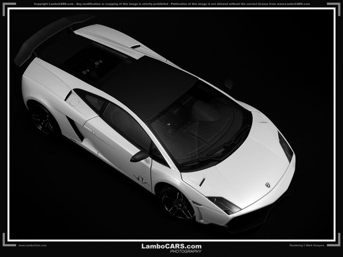 Image: Gallardo LP570-4 Superleggera