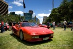 Photos classicadelaide Australia Classic Adelaide 2008: Ferrari Testarossa