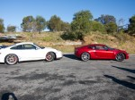 And   futurism: lotus europa and 911 GT3 RS