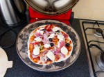 Cooking   futurism: pizza cooking