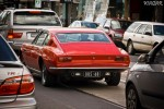 1968   Spottings: 1968 Aston Martin DBS Rear  Wallpaper Spotting Melbourne