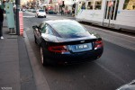 Aston db9 Australia Spottings: Aston Martin DB9 (2)