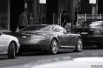 Plate   Spottings: Aston Martin DBS  Rear plate Wallpaper Spotting Melbourne