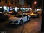 Melbourne   Spottings: Audi R8 Front