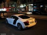 Audi   Spottings: Audi R8 Rear