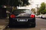 Bentley   Spottings: Bentley Continental GT Rear Spotting Wallpaper Melbourne
