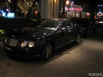 Aston dbs Australia Spottings: Bentley Continental GT