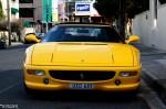 Wallpaper   Spottings: Ferrari 355 Spider Front Spotting