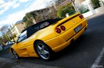 undefined Photos Spottings: Ferrari 355 Spider Rear Side Spotting