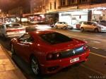undefined Photos Spottings: Ferrari 360 Modena Rear Spotting