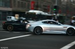Spottings: Ferrari 430 Scuderia 16M and Aston Martin DBS Spotting Wallpaper Sydney