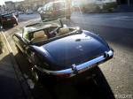 Jaguar   Spottings: Jaguar E Type Rear