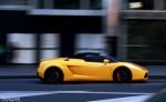 Spyder   Spottings: Lamborghini Gallardo Spyder Sydney Spotting