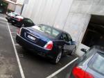 Melbourne   Spottings: Maserati Quattroporte