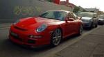 Wallpaper   Spottings: Porsche 997 911 GT3 Spotting Wallpaper Melbourne (4)