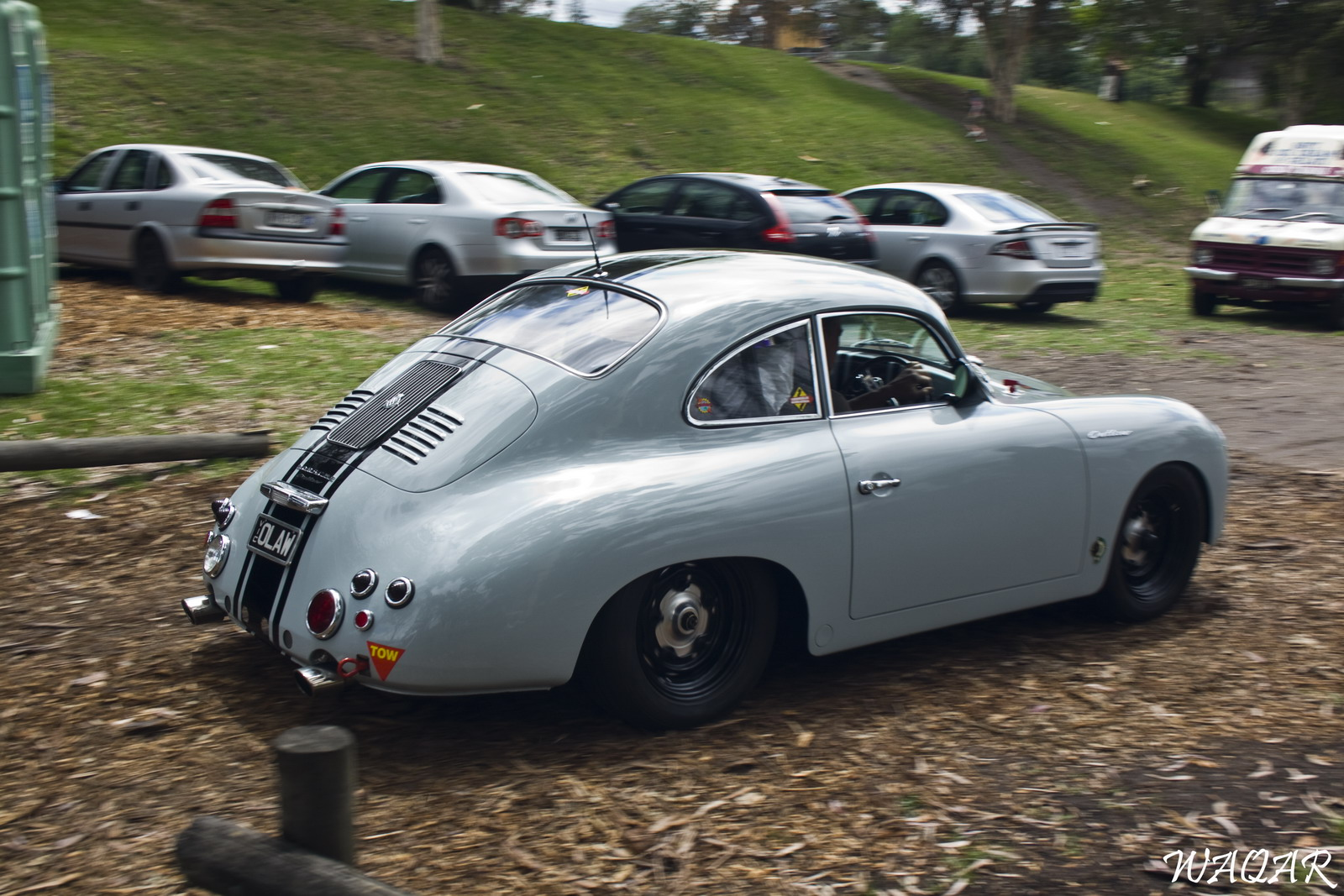 Porsche 356 Annual Parade