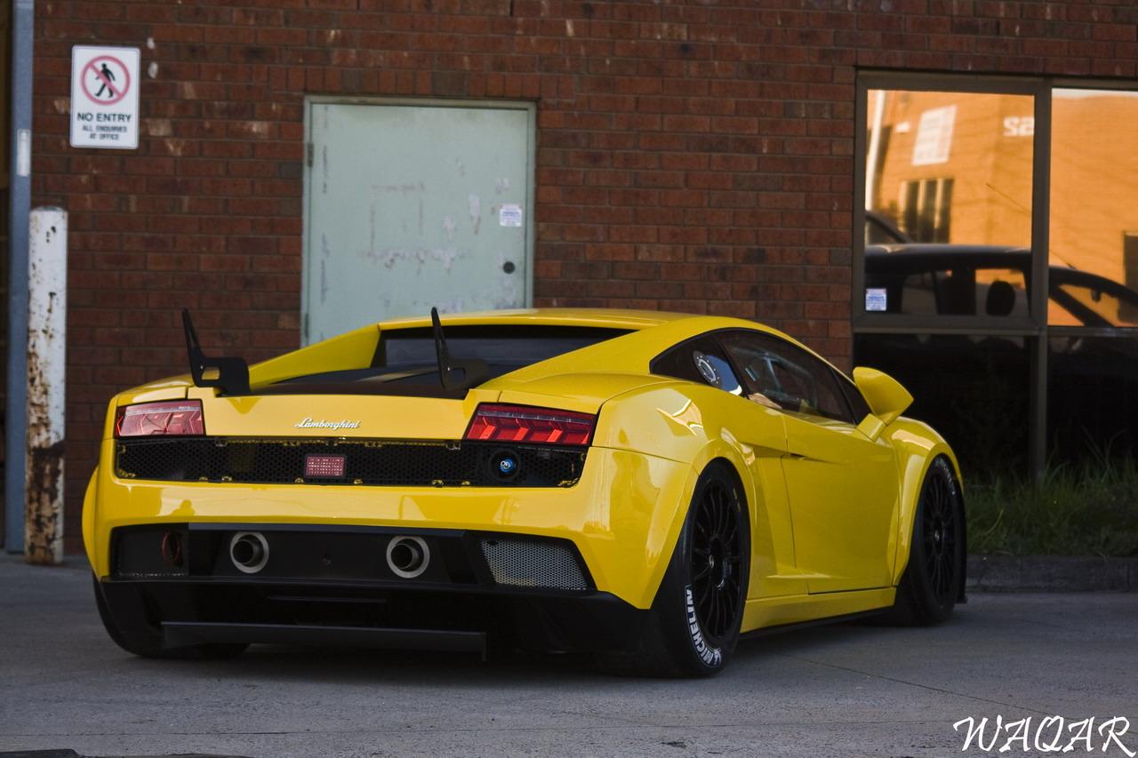 Lamborghini Lamborghini Gallardo LP560 GT3: Lamborghini Gallardo LP560 GT3