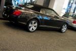 Bentley   Spottings: Bentley Continental GTC