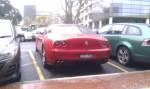 TI   Spottings: Ferrari 612 Scaglietti