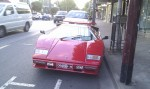 Spottings: Lamborghini Countach