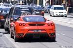Ferrari _430 Australia Spottings:  Ferrari F430