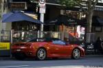 F430   Spottings:  Ferrari F430 Spider