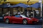 Photos wallpaper Australia Spottings: Ferrari F430 Spider
